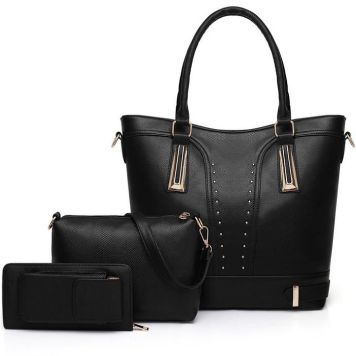 3 Piece Handbag Set – Designer