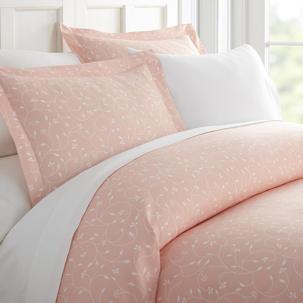 Pink Buds Pattern Duvet Covers (PBD)